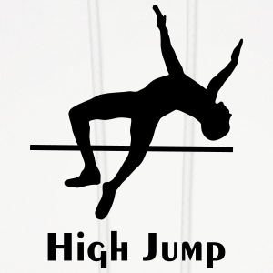 High Jump - men Hoodies - Men's Hoodie