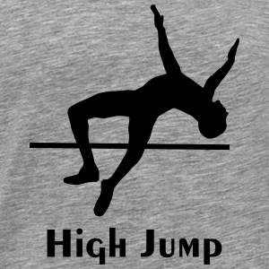 High Jump - men T-Shirts - Men's Premium T-Shirt