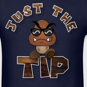 Just The TIP WooD T-Shirts - Men's T-Shirt