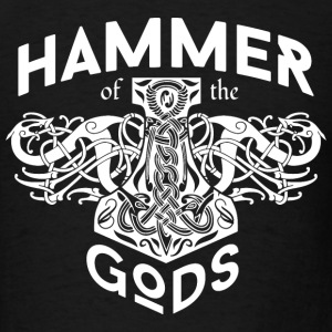 Hammer Gods Vikings 01 T-Shirts - Men's T-Shirt