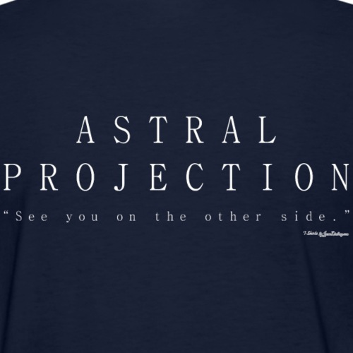 Astral Projection, Out Of Body Experience - White