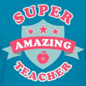 Super Amazing Teacher T-Shirts - Women's T-Shirt
