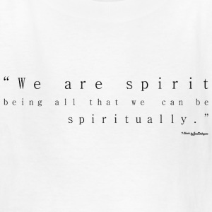 We Are Spirit Kids' Shirts - Kids' T-Shirt