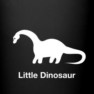 Little Dinosaur (Design by Sarim) Black - Full Color Mug