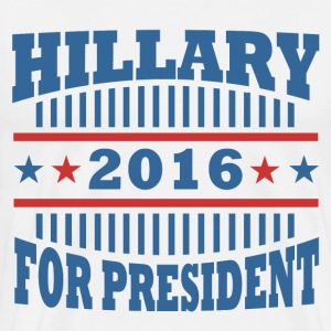 FOR PRESIDENT2.png T-Shirts - Men's Premium T-Shirt
