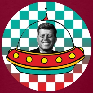 JFK Space T-Shirts - Men's T-Shirt