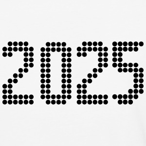 2025, Numbers, Year, Year Of Birth T-Shirts - Baseball T-Shirt