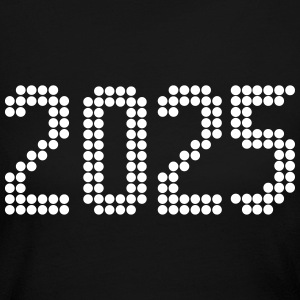 2025, Numbers, Year, Year Of Birth Long Sleeve Shirts - Women's Long Sleeve Jersey T-Shirt