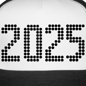 2025, Numbers, Year, Year Of Birth Sportswear - Trucker Cap