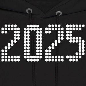 2025, Numbers, Year, Year Of Birth Hoodies - Men's Hoodie