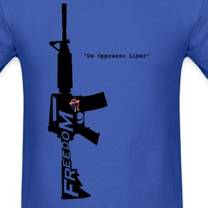 2A Anarchy Freedom - Men's T-Shirt