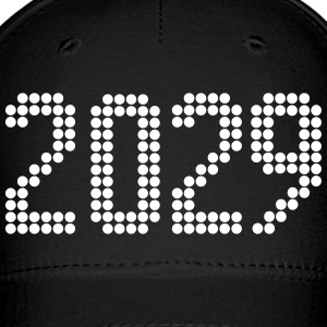 2029, Numbers, Year, Year Of Birth Sportswear - Baseball Cap