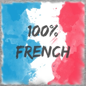 100% French - Men's Premium T-Shirt