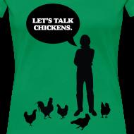 Design ~ Let's talk chickens