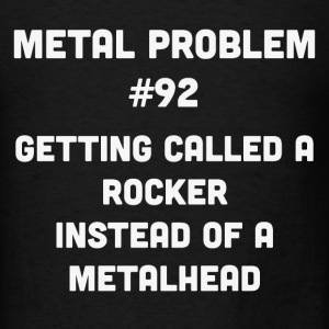 Heavy Metal Problem - Men's T-Shirt