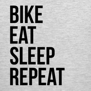 Bike Eat Sleep Repeat Sportswear - Men's Premium Tank