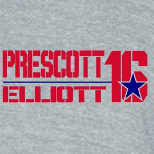 Prescott/Elliott 16 - Unisex Tri-Blend T-Shirt by American Apparel