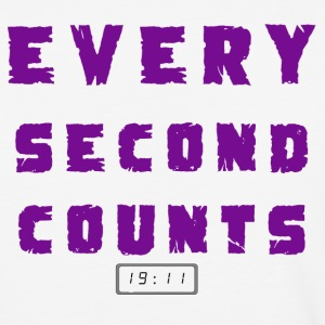 Seconds Que T-Shirts - Baseball T-Shirt