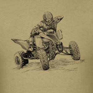 quadrocycle T-Shirts - Men's T-Shirt