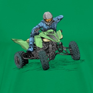 quadrocycle T-Shirts - Men's Premium T-Shirt