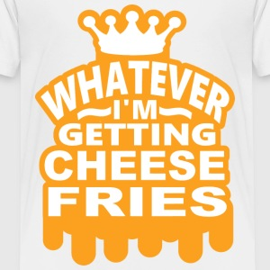 Cheese Fries - Toddler Premium T-Shirt