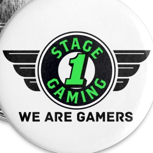 Stage 1 Gaming Big button 5 pack - Large Buttons