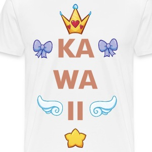 KAWAII Shirt Example - Men's Premium T-Shirt
