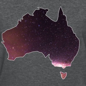 Australia In Space  - Women's T-Shirt