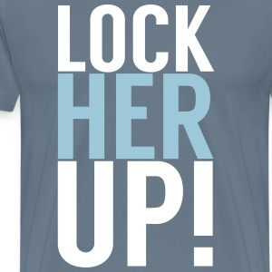 Lock Her Up - Men's Premium T-Shirt