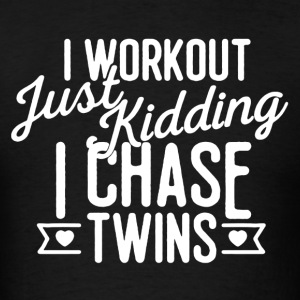 I Chase Twins - Men's T-Shirt