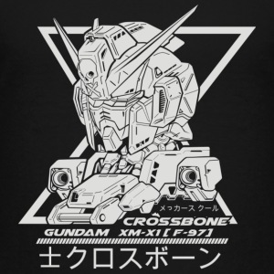gundam crossbone - Toddler Premium T-Shirt