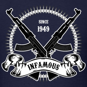 Infamous AK-47 - Men's T-Shirt