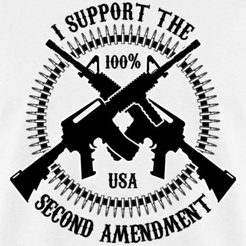 I Support The Second Amendment