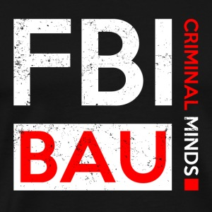 FBI BAU - Men's Premium T-Shirt