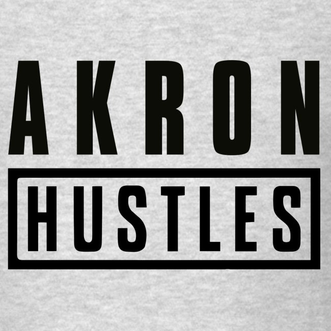 Akron Hustles: Guys