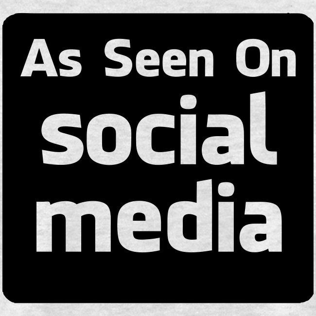 As Seen on Social Media: Guys