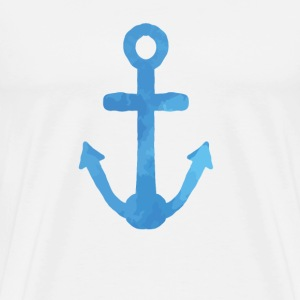 Anchor Tshirt for men - Men's Premium T-Shirt