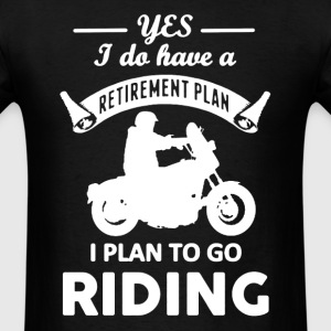 Riding Shirt - Men's T-Shirt