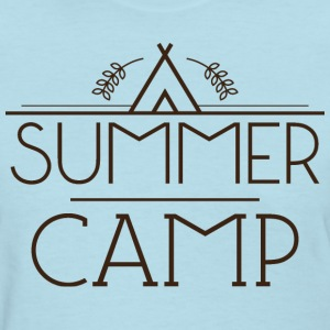 Summer Camp Camper Gift T-Shirts - Women's T-Shirt