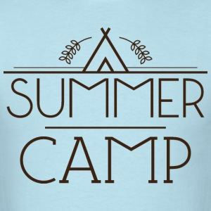 Summer Camp Camper Gift T-Shirts - Men's T-Shirt