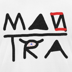 Mantra Reef - Men's T-Shirt by American Apparel