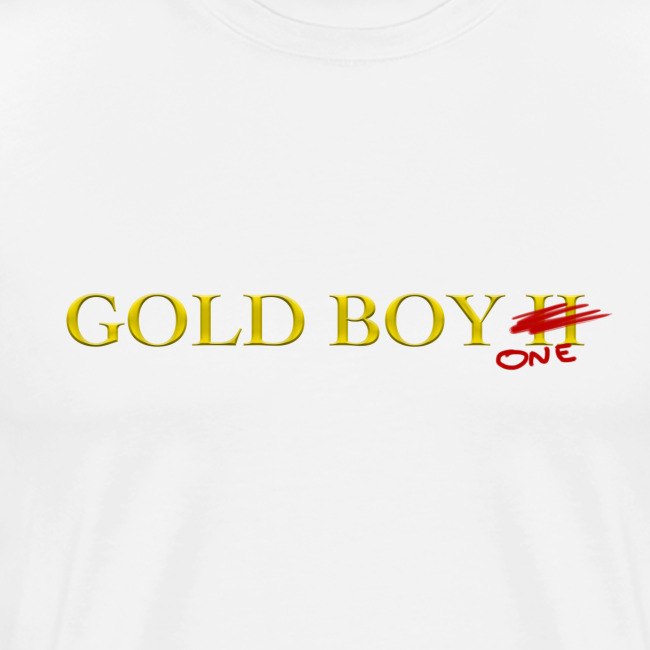 Gold Boy One (Less Fitted)