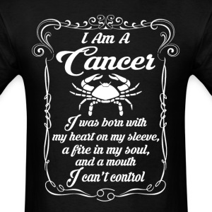 I AM A Cancer T-Shirts - Men's T-Shirt