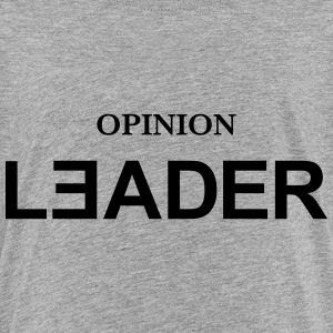 Opinion Leader Kids' Shirts - Kids' Premium T-Shirt