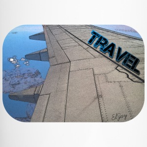 Travel - Take A Flight - Travel Mug