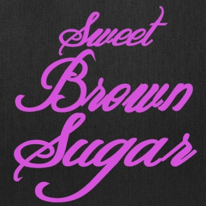Sweet-Brown-Sugar Bags & backpacks - Tote Bag