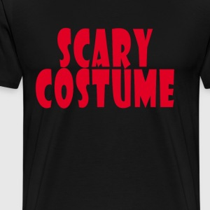 scary_costume - Men's Premium T-Shirt
