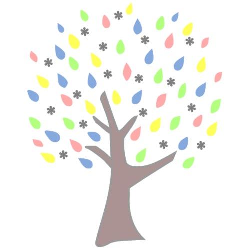 Memory Tree Pastels