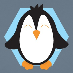 Men's Penguin T-shirt - Men's Premium T-Shirt