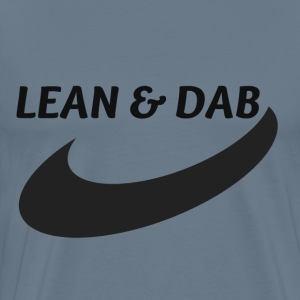 LEAN & DAB - Men's Premium T-Shirt